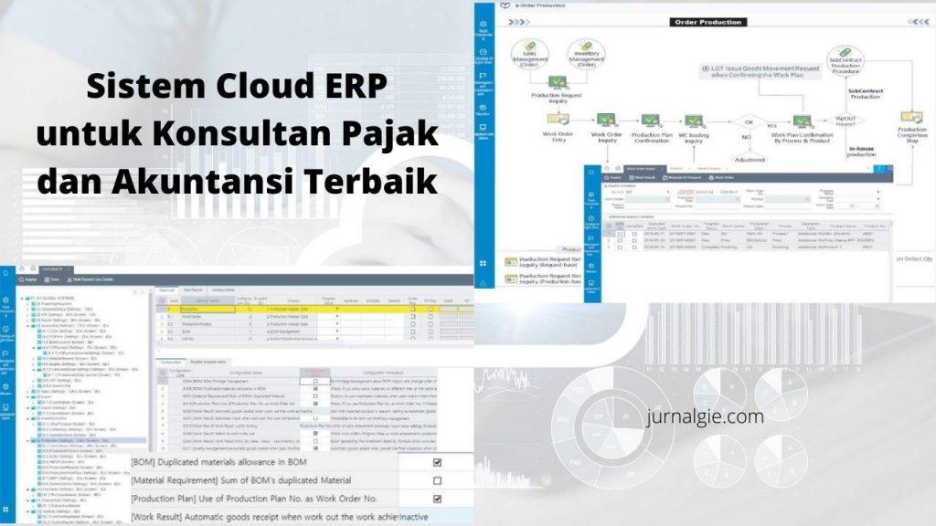 Sistem Cloud ERP SystemEver untuk Jasa Konsultan Pajak dan Akuntansi Terbaik